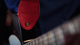 Commercial for Souldier custom guitar straps
