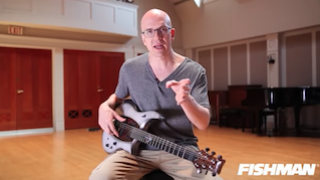 Devin Townsend Fishman Fluence Signature Series Explained