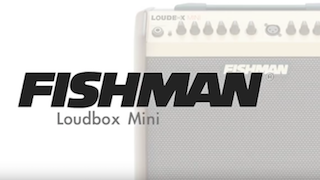 Fishman Loudbox Mini Product Demo
