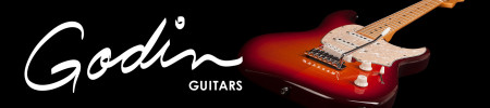 Godin guitars - Canada's best guitar brand, available in the UK and Ireland from 440 Distribution.